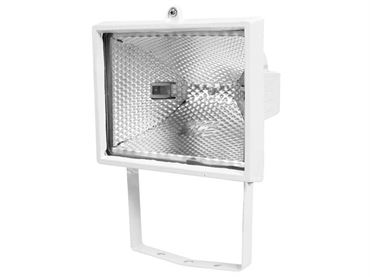Picture of REFLETOR P/ LAMPADA HALOGENA 300/500W BRANCO