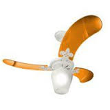 Picture of VENTILADOR TECHNA 127 V LARANJA STAR