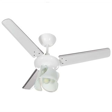 Picture of VENTILADOR LESTIA NEW BRANCO TRON