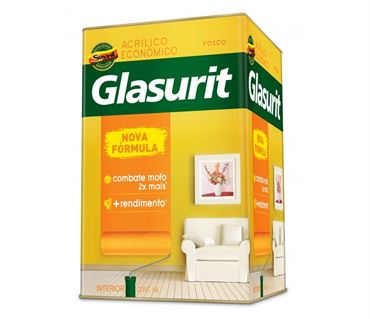 Picture of LATEX GLASURIT 18L AMARELO OURO