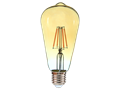 Picture of LAMPADA LED PERA 4W VINTAGE OUROLUX