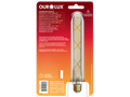 Picture of LAMPADA LED TUBO T185 4W VINTAGE OUROLUX